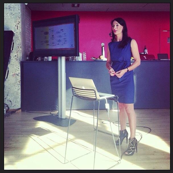 Rina Hansen foredrag Headstart fashion