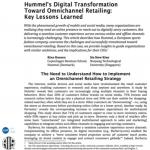 MISQE Hummel's digital transformation