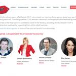 eTail Nordic Rina Hansen Key Speaker